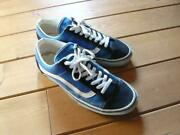 Vintage Old Skool Size 9.5 Made In Usa Used Rare From Japan F/s