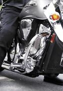 National Cycle Natl Cycle Highway Bar P4009 Body Engine Guards