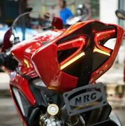 New Rage Cycle Duc 899 Panigale Fender Elim 899-fe Body Other