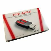 Xim Apex Precison Mouse And Keyboard Converter Adapter For Xbox One X 360 Ps3 Ps4