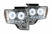 Recon Andeacuteclairage Phares Projecteur Pour 2009-2013 Ford F150 And Raptor 264190clcc