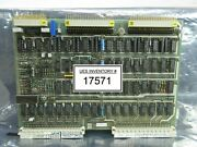Asml 4022.230.0535 Processor Pcb Card Pc1701/01 9406.217.0101 Pas Used Working