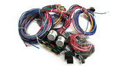 1941 - 1948 Ford Truck Pickup 12 Circuit Wiring Harness Wire Kit Chevrolet New