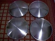 Stainless Steel Racing Discs Set Of Four 15
