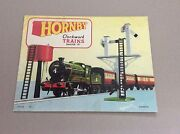 Hornby Railways Retail Shop Display Cards Meccano England O Gauge Reproduction