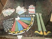 Vintage Sherwin Williams Excello Paint Clowns Advertising Country Store Display