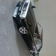 Rc Car Japan Used Black Model Hobby Only Body Parts 1/10 Tamiya Chassis Rare F/s