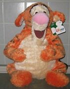 Disney Tigger Plush Back Pack 17 Brand New With Tags