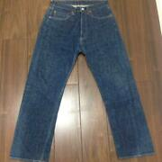 Leviand039s 501 66 Early E Original Model Jeans Made In Usa Vintage Rare From Japan