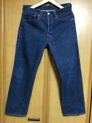 Leviand039s 501 66 Early Jeans Made In Usa Vintage Rare From Japan