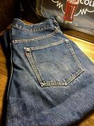 Leviand039s 501xx 501zxx Jeans Size W31 50and039s Vintage Rare From Japan