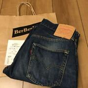 Leviand039s 501xx Big E Jeans Pants Made In Usa 60and039s Size W30 Vintage Rare From Japan
