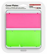 New Nintendo 3ds Cover Plates No.022 Clear [nintendo 3ds]