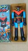 Great Mazinger Jumbo Machineder Toy Figurine Vintage Japan Figure Collectible