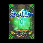 Espgaluda Game Pcb P.c. Board Cave 2003 Japan Used Rare Shooting A.m.i. F/s