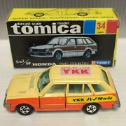 Tomica Ykk Honda Civic Country Mini Car Diecast Japan Very Rare Collectible F/s