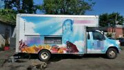 Ford E350 Bbq Food Truck Barbeque Rig For Sale In New Jersey