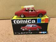 Tomy Tomica No. 49-1-1 Honda Coupe 9 Surfing Carrier Vintage Rare Made In Japan