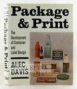 Alec Davis / Package And Print The Development Of Container And Label Design