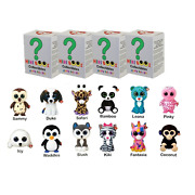 Set Of 4 Ty Beanie Boos Mini Boo Collectible Figurines Blind Boxes 2 Inch