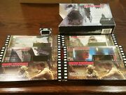 Star Wars The Empire Strikes Back 70mm Collector Film Cels Series One Set Extra