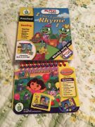 Leap Frog My First Leap Pad Once Upon A Rhyme New/sealed Reading + Dora To The R