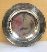 Reed And Barton Sterling Silver Serving Platter 357 C