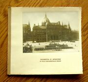 H724 Hungary 1919 Budapest Wwi Romania Army In Front Of The Hungarian Parliament