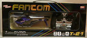 Toy Cube Fantom T-21 Radio Controlled Helicopter W/ 3.5 Gyro New In Box 14+