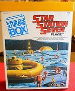 Louis Marx 1978, 4115 Star Station Seven, Made In The Usa