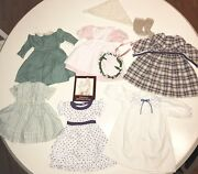 Kirsten Larson American Girl Collection Doll Books Clothes Retired