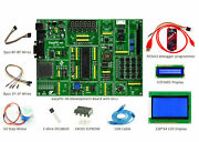 Pic Development Board Easypic-40 Kit Pickit3 Lcd1602 Lcd12864 Ds18b20 Step Motor