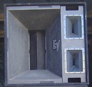 Electro Voice Mth4 3-way Pa Speaker Cabinet Pair