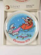 Vintage Disney's Collection Collector's Plates, Disney Set Of 9