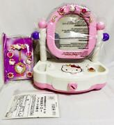 Tomy Hello Kitty Toy Rare Magic Mirror Collectible Japan Anime Character F/s