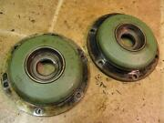 John Deere Early 1010 Tractor Differential Side Bearing Housings Quill T18201