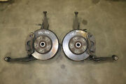 Jdm 97-01 Honda Prelude Si Front Spindles Knucke Assembly Disk Brakes, Arms Bb7