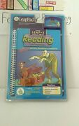 New Leap Frog Leap Pad Book And Cartridge Scooby Doo Zombie's Treasure Grade 1-3