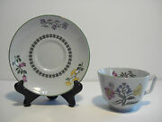 Spode Cup And Saucer Fine Stonewaresummer Place
