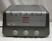 Vintage Allied Radio Knight Pp 6v6 Tube Amplifier 93-sx-660 Push Pull Amp Tested