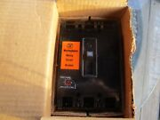 Westinghouse Mining Circuit Breaker New Old Stock In Box Ab De-ion Three Pole