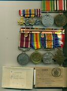 Warrant Officer Class 1 C. Francis Canadian Army Medical Corps