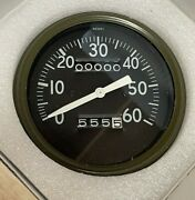 Ford Gpw Early Speedometer Correct Fonts And Luminous Needle