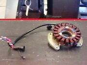Yamaha Outboard F115 Hp Stator Or Base Assembly