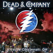 Dead And Company Cd Soundboards Riverbend Cincinnati Oh 6/16/16 Brand New
