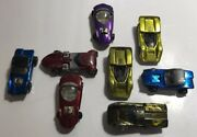 Redline Hot Wheels Mclaren M6a And Others Lot Of 8 Vintage Rare Cars Look Damage