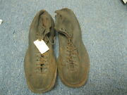 Vintage Young Corbett Iii Hof Used Boxing Shoes Rare