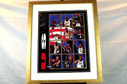 Shaquille O'neal 1996 Dream Team Ii Signed Poster
