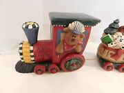 Midwest Cannon Falls Limited Edition Eddie Walker North Pole Express Train Set