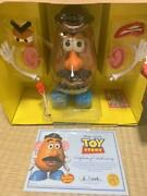 Toy Story Potato Head Figure Collectible Toy Talking Doll Japanese Version Rare